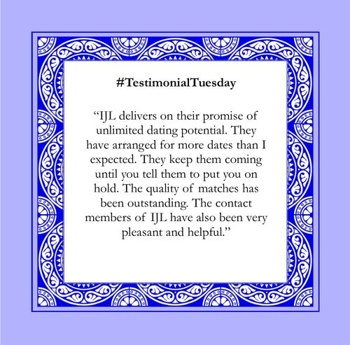 Testimonial Tuesdays 081115