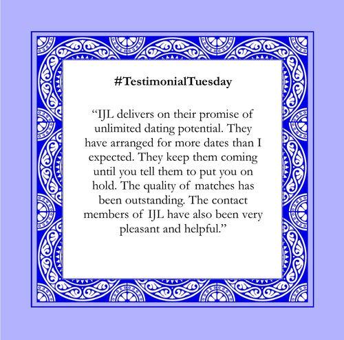 Testimonial Tuesdays 081115